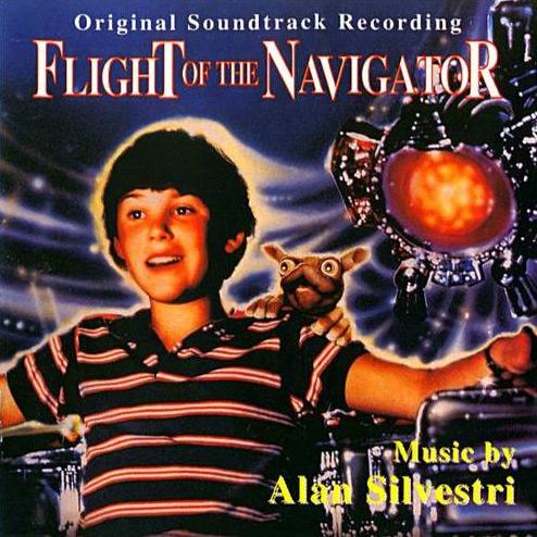 flight of the navigator original soundtrack recording discography the film music of alan silvestri - Who Framed Roger Rabbit Soundtrack