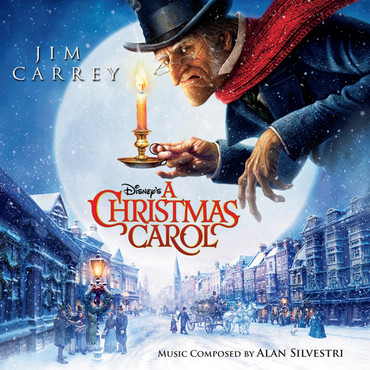 disneys a christmas carol 2009 score cd film music by alan silvestri - Christmas Carol 2009