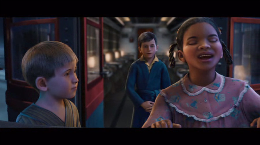 Online Video | The Polar Express - When Christmas Comes To Town ...