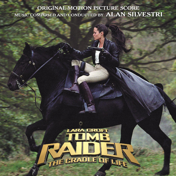 Tomb Raider The Cradle Of Life Score Discography The